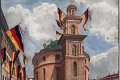 1848 - Redeschlachten und Revolutionslieder. Mit Michael Quast. Begleitung: Vassily Dück, Akkordeon.