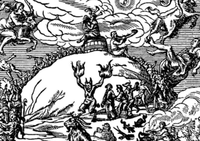 Tanz in den Mai.<br /> Texte und Musik zur Walpurgisnacht. Es spielt: Konzertgebräu.