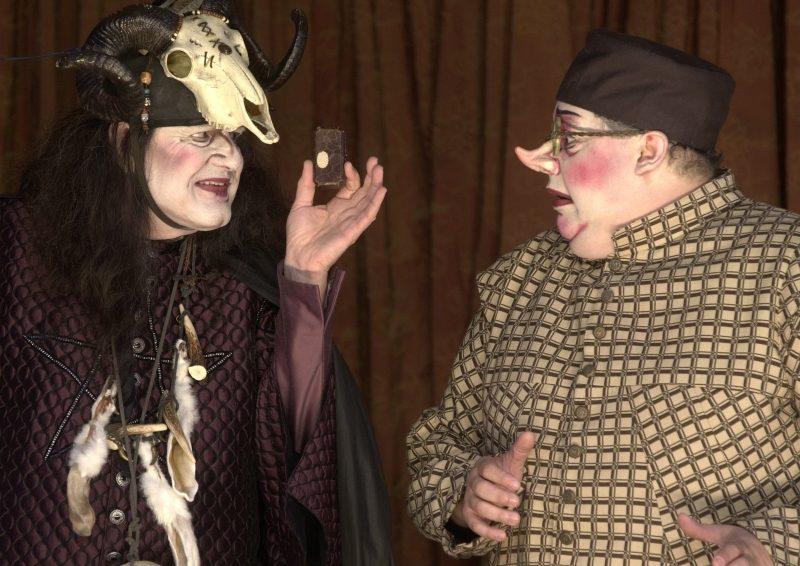 Der Alchemist. Komödie in hessischer Mundart von Rainer Dachselt nach Ben Jonson