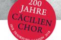 Ein Streifzug durch 200 Jahre Cäcilienchor