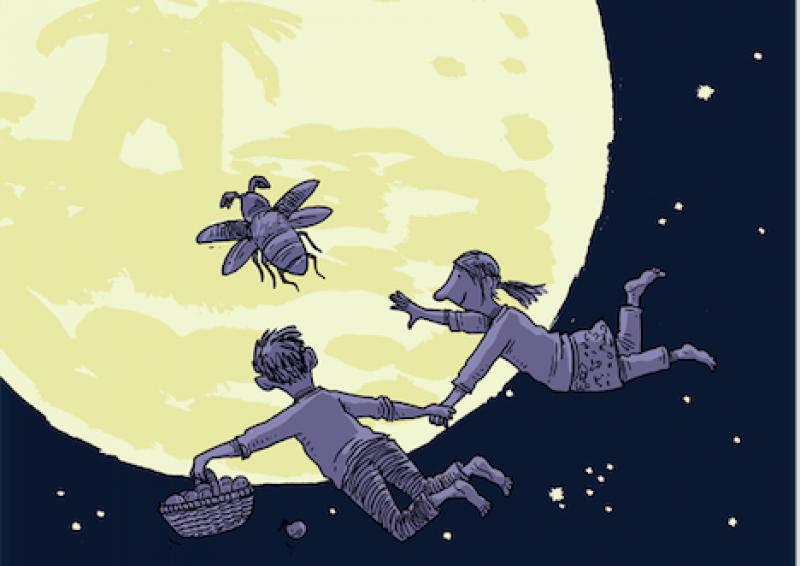 Peterchens Mondfahrt. von Gerdt von Bassewitz