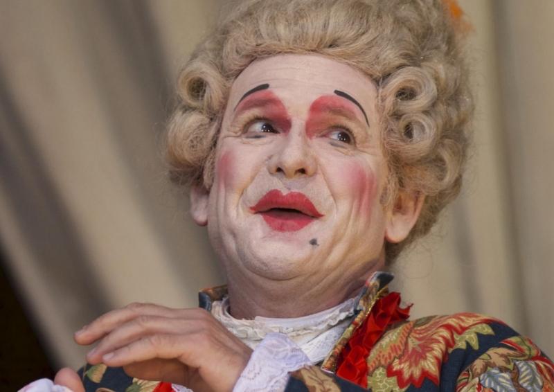 Worschtmichels Traum<br /> oder<br /> Der König von Frankfort. Komödie in Frankfurter Mundart von Rainer Dachselt<br /> nach Motiven des dänischen Barockdichters Ludvig Holberg.