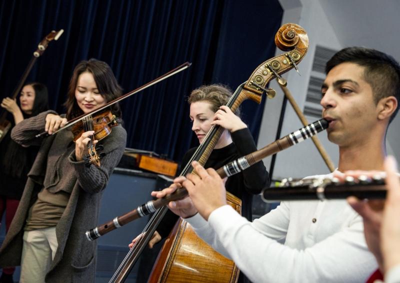 Bridges - Musik verbindet. Eine interkulturelle Musikinitiative aus Frankfurt am Main