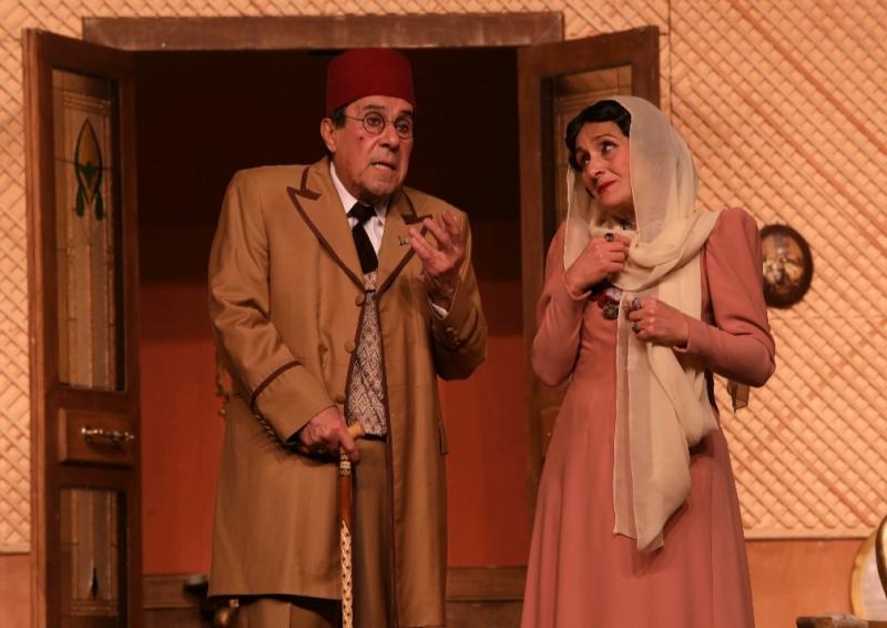Hisse-i Şayia - Eine Ehekomödie. 7. Türkisches Theaterfestival.
